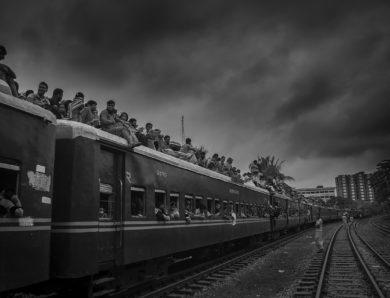 Поезда в Бангладеш
